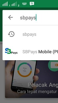 android sbpays